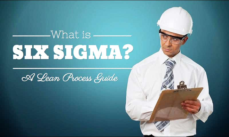 What Is 6 Sigma
